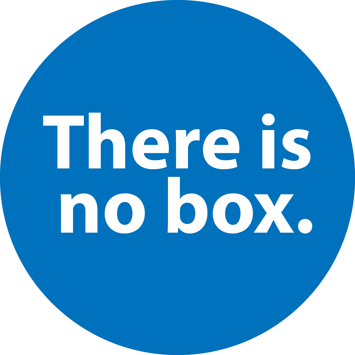 Presence Present - there is not box
